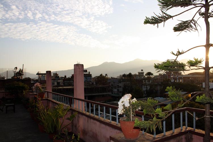 Вечер в Катманду