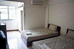 Koh Chang Budget Rooms inside