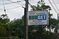 Koh Chang Budget Rooms