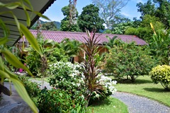 La Villa Guest House view