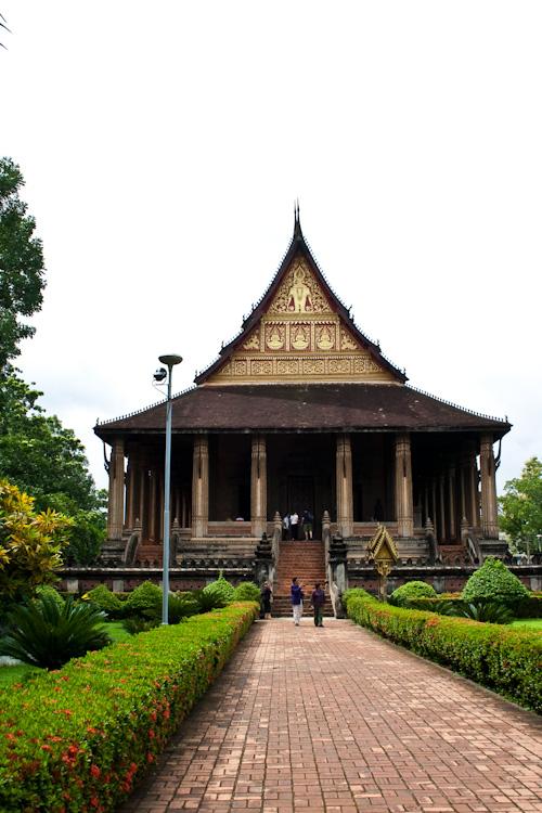 Храм Haw Phra Kaew