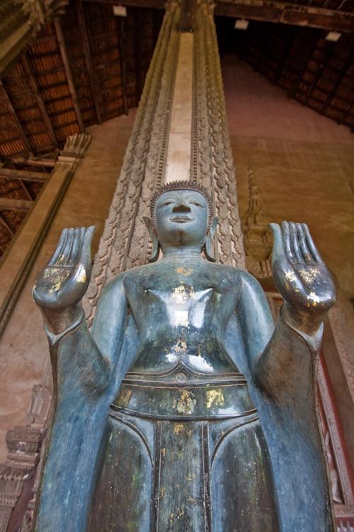Будда в Хопхакео