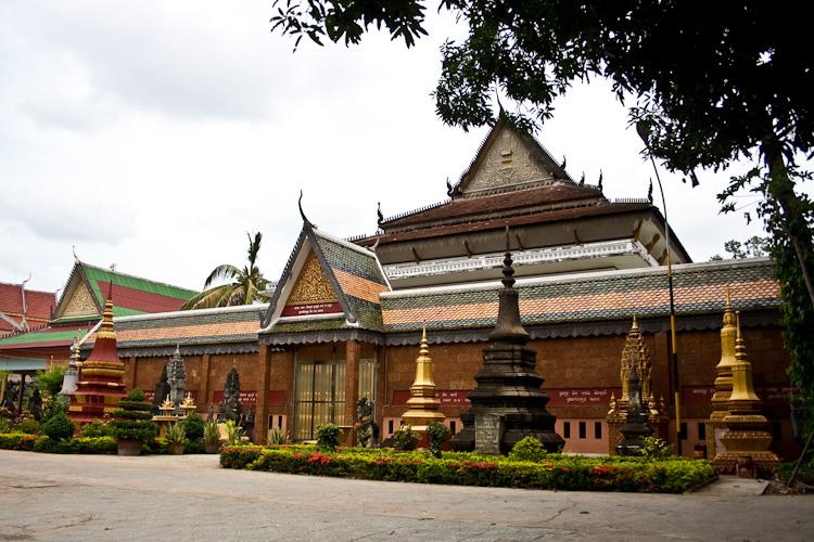Храм в Сием Рипе