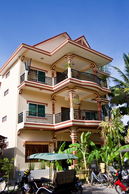 Siam Reap Central Hostel
