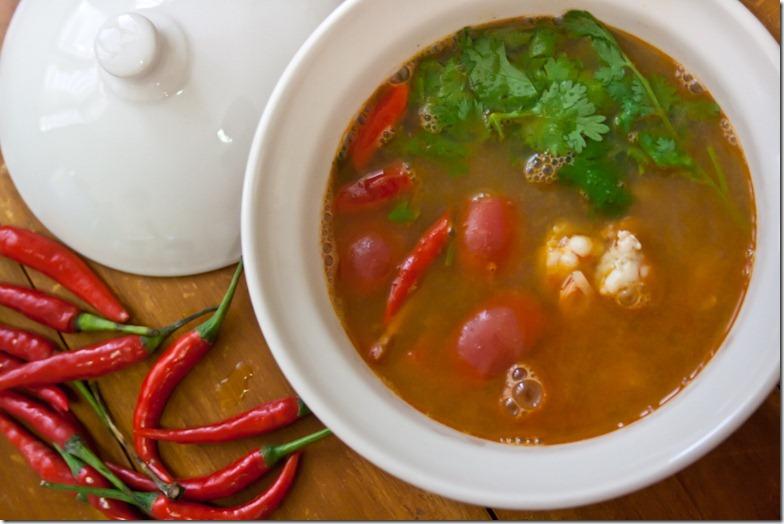 Рецепт супа том ян