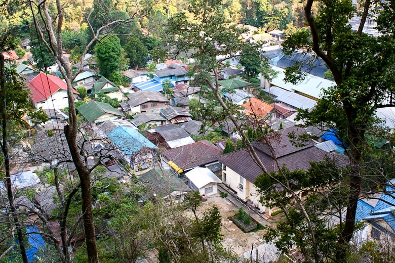 Окрестности Wat Tam Sua