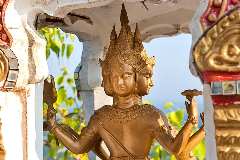 Многоликий Будда в Краби