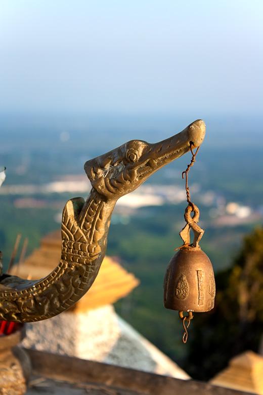 Wat Tam Sua летает в облаках