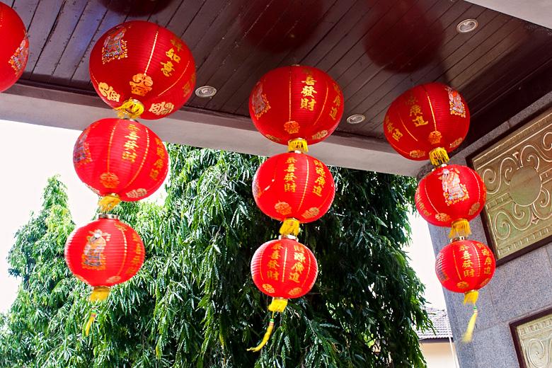 Китайские фонарики